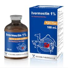 Ivermectin Injection 1% for Animal Use Only