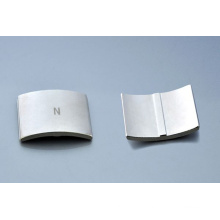 High Quality Arc Segment Neodymium Magnets for Servo Motor