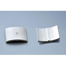 Неодимовые магниты с дуговым сегментом высокого качества для серводвигателя