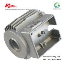Fundición de aluminio de la carcasa del motor / carcasa