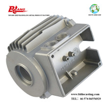 Coulée d'aluminium de carter de moteur / Shell