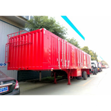 3 essieux remorque Hual Transport de charbon