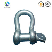 Color painted bow shackle