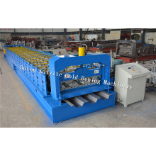 Warehouse Stock Decking Roll Formmaschine