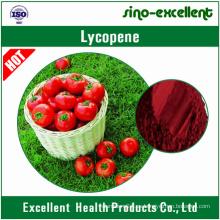 Extracto de tomate natural de licopeno