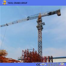 6018model 10ton Topless Tower Crane Grúas giratorias superiores