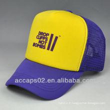 Chapeaux de camion de maille de mode