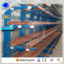 Warehouse Storage Steel High Capacity Cantilever Rack For Steel Tube Storage