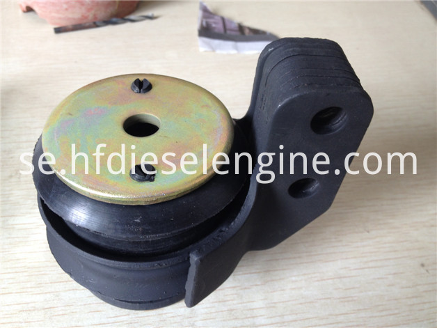 FL511 engine mounting 6