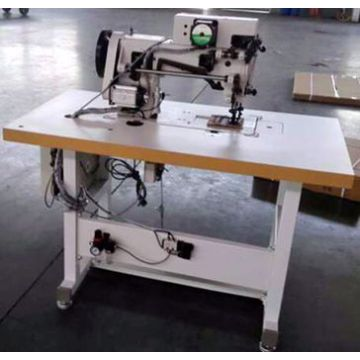 Heavy Duty Thick Thread Ornamental Stitching Machine for Decorative on Upholstery Leather and Fabrics