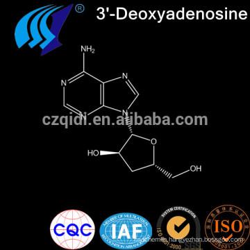 Leader manufacturer of synthesis 3'-deoxyadenosine Cas No.73-03-0