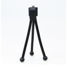 Wholesale High Quality Universal Flexible Mini Portable Metal Tripod Stand mount for Digital Camera Webcam