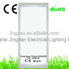 led ceiling panel light 72w