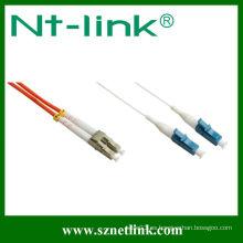 Cable de fibra óptica simple modo LC-LC