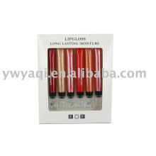 conjunto de comsmetic de brilho labial