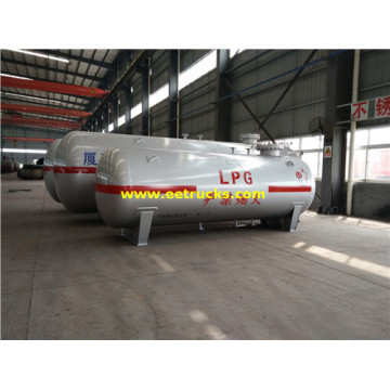 Horizontal 10000L ASME Propane Tanks