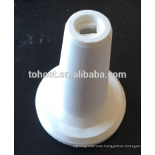 Ceramic slotted hole cuplocks