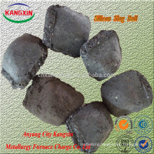 Mining Silicon Slag Balls/Briquettes Mill in Cement Factory or Steel Factory