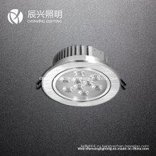 9W Потолочное освещение 900lm