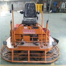 máquina de flutuação do motor concreto Ride-on Power espátula