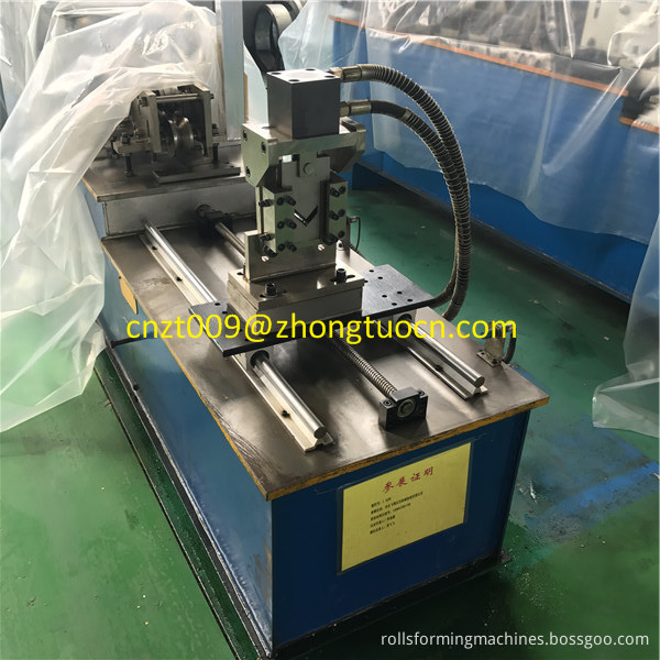 L angle roll forming machine 1
