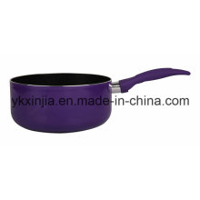 China Supplier High Quality Kitchenware Aluminum Sauce Pan Kitchenware