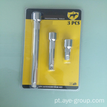 "1/2 ""Barra de Extensão Dr.Socket define 3 PCS"