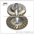 4 inch Aluminum Based Cup Wheels for granite grinding