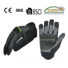 New Design Heavy-Duty Mechanical Gloves/Work Safety Gloves