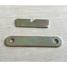 Stainless Steel Plate Round Lock Plate
