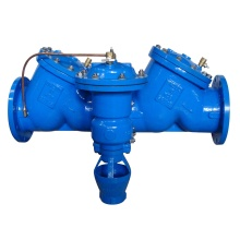 Double Flange Safety Backflow Preventer, Hs41X-a