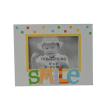 Wooden Baby Photo Frame for Gifts