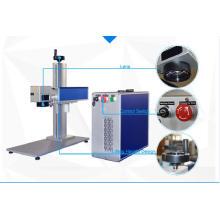 Marcado láser Máquina de marcado láser portátil para material recubierto / Máquina de marcado láser