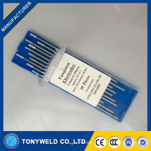 Hot Sales Good Welding 2.4*150mm Tungsten Electrodes/Tig Welding Rods WC20