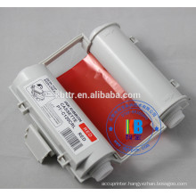 Compatible feature SL-R103rt red color ribbon for Max Bepop CPM-100HG3C printer
