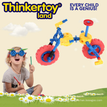 Educational Toy for Kids DIY Craft for Boy Themed Motorcycle