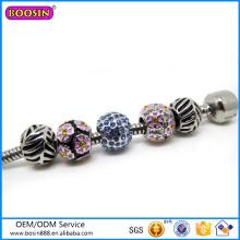 Bracelet de perles de charme de bijoux de mode de Guangzhou Boosin