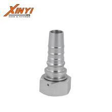 Metric Femail 24 Cone O-Ring Seal H. T. Interlock  Fitting