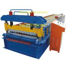 Australian style rolling shutter door making machine