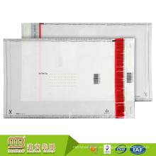Precio de fábrica Strong Sepcial Sealing Custom Steb Security Mailer Tamper Evident