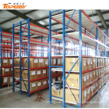 heavy duty warehouse racking system for products storage