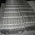 Galvanized Steel Grating Non Slip Stair Treads