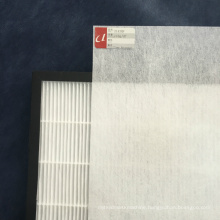 Particle Cabin Air Filter Material 110gsm Nonwoven Fabric