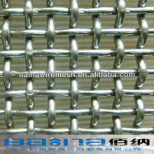 High Quality Carbon Steel Crimped Wire Mesh Manufacturer