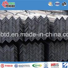 Barra de ángulo de acero inoxidable AISI 304 316 316L 309S 310S