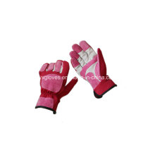 Pig Split Leder Handschuh-Garden Handschuh-Arbeitshandschuh