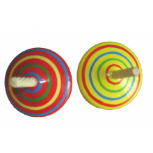 Wooden Spinning Top (2design/set)