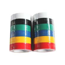Cinta adhesiva de aislamiento eléctrico de PVC