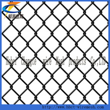Sport Court Galvanized Steel Chain Link Wire Mesh