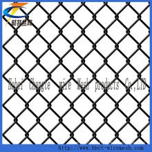 Sport Tribunal de aço galvanizado Chain Link Wire Mesh